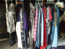 MEN's & WOMEN'S CLOTHES  .25 CENTS TO $4.00 in Naperville, Illinois