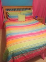 Girl queen bedding/ decor/ curtains in The Woodlands, Texas