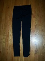girls' women ice figure skating long pants trousers activewear m/l in Orland Park, Illinois