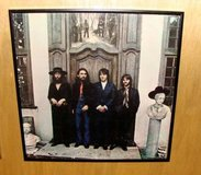 FRAMED ORIGINAL BEATLES AGAIN VINYL Apple LP in Chicago, Illinois