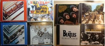 Beatles  8 cds collection in Chicago, Illinois