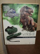 VRSE Jurassic World Virtual Reality Set (T=23) in Fort Campbell, Kentucky