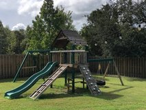 Playground in Wilmington, North Carolina