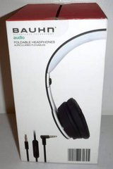 New! Bauhn Audio Foldable Headphones in Orland Park, Illinois