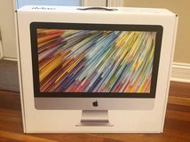 "Apple 27"" iMac A1419 box only and internal foam packing Great Shape in Orland Park, Illinois"