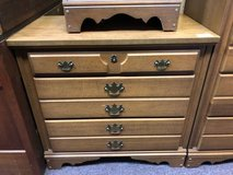 American vintage chest in Chicago, Illinois