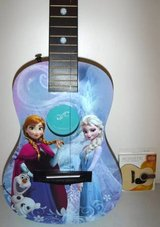 SOLD PPU - First Act Disney Frozen Acoustic Beginner Guitar ~Needs to be Restrung - New stri... in Orland Park, Illinois