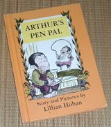 Vintage 1976 Arthurs Pen Pal Hard Cover Weekly Reader Childrens Book Club in Chicago, Illinois