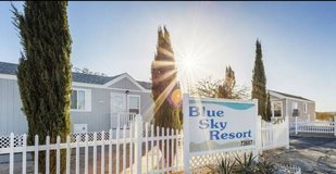 Blue Sky Resort....Home away from home in Yucca Valley, California