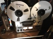 Pioneer RT-1011L Vintage Reel to Reel Tape Recorder in Bolingbrook, Illinois