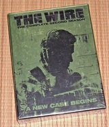 NEW The Wire Complete Second Season 5 Disc DVD Box Set SEALED 2nd 2 HBO in Chicago, Illinois