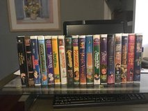 18 Children's VHS Tapes in Naperville, Illinois