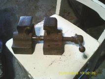 reduced...VISE 100% IRON THIS IS WHAT THEY CALL A RAIL VISE WHICH CAN  USED ON A in Orland Park, Illinois