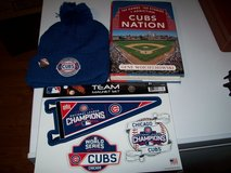 cubs nation : 162 games. 162 stories. 1 addiction  xmas package in Orland Park, Illinois
