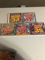 various artists - now that's what i call music 34 37 38 39 47 in Orland Park, Illinois