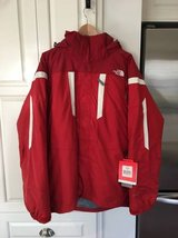NEW WITH TAGS Men's North Face Winter Coat SIZE XL in Plainfield, Illinois