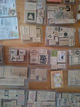 387 Rubber Stamps - will separate - $1 each or ALL for $300 obo in Naperville, Illinois