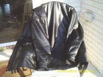 reduced...LEATHER LIMITED JACKET,EXCELLENT CONDITION in Orland Park, Illinois