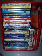 DVD and Cd Lot in Orland Park, Illinois