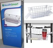 New! Universal Walker Storage Basket by HealthSmart in Joliet, Illinois