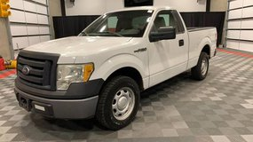 2010 WHITE FORD F-150 for sale - 122,000 miles. only.    1 Owner Lea in Fort Lewis, Washington