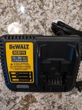 Dewalt 12v/20v Battery Charger Brand New in Westmont, Illinois