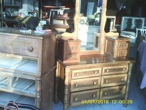 REDUCED...DRESSER 10 DRAWERS  HAND MADE NOT ANOTHER LOIKE IT in Westmont, Illinois