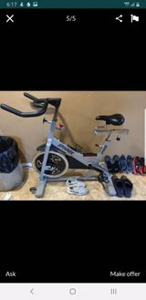 Star Trac PRO Commercial Spin Exercise Bike Like-New FREE DELIVERY ! in Westmont, Illinois