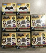 batman v superman funko mystery minis lot of 6 walmart exclusives new 4 unopened in Naperville, Illinois