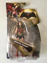 batman vs superman dawn of justice wonder woman 6in. action figure mattel in Naperville, Illinois