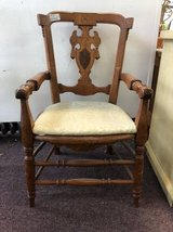 Antique Accent Chair in Naperville, Illinois