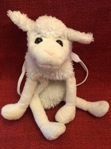 Lamb toy purse in Chicago, Illinois
