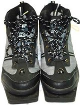 Whitewoods Size 41 Cross Country XC Ski Boots Nordic Norm 75mm 3 Pin in Naperville, Illinois