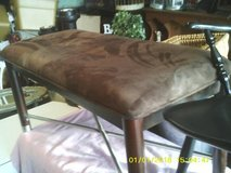 reduced...BENCH FROM THE CARSONS COLLECTION EXCELLENT CONDITION LIKE NEW in Orland Park, Illinois