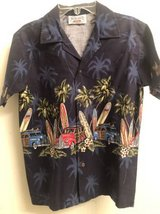 Hawaii style boys shirt for 10/12 years old boy in Aurora, Illinois