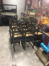 Metal Restaurant Chairs in Baytown, Texas