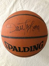 Autographed Basketball in Bolingbrook, Illinois