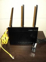 ASUS AC1900 Dual Band Gigabit Wifi Router (T=2) in Fort Campbell, Kentucky
