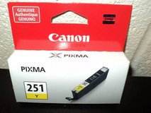 Canon CLI-251 Yellow Ink Tank (T=40/3) in Clarksville, Tennessee
