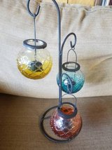 Pier 1 Imports new glass globe decor with led lights in Camp Pendleton, California