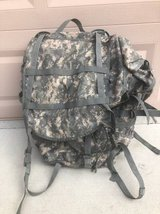 Large Military Issue Survival Backpack in Travis AFB, California