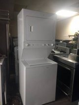 GE stackable washer and dryer in Beaufort, South Carolina