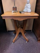 Victorian side table in Naperville, Illinois
