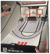 TOY BOY KID MD Sports Basketball Pro Court 2-Player Hoop Set in Chicago, Illinois