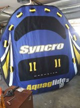 Large Aquaglide Syncro Towable Water Tube 4 person Raft in Houston, Texas