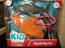 kids Shark Playset 10 Pieces (T=20) in Clarksville, Tennessee