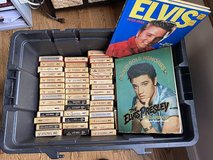 Elvis Ultimate 8 track collection in Naperville, Illinois