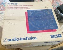 Factory Sealed Audio Technica Turntable in Glendale Heights, Illinois