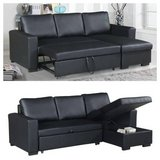 New! Convertible Sectional FREE DELIVERY in Camp Pendleton, California