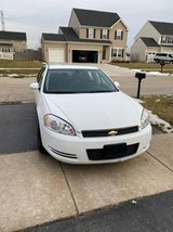 Chevy Impala 2011 with LP Fuel Option in Chicago, Illinois